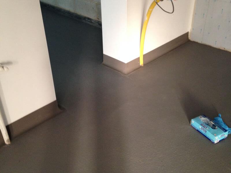 Brownlow epoxy floor