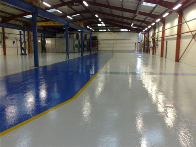 Broadcrown Epoxy Floor Coating