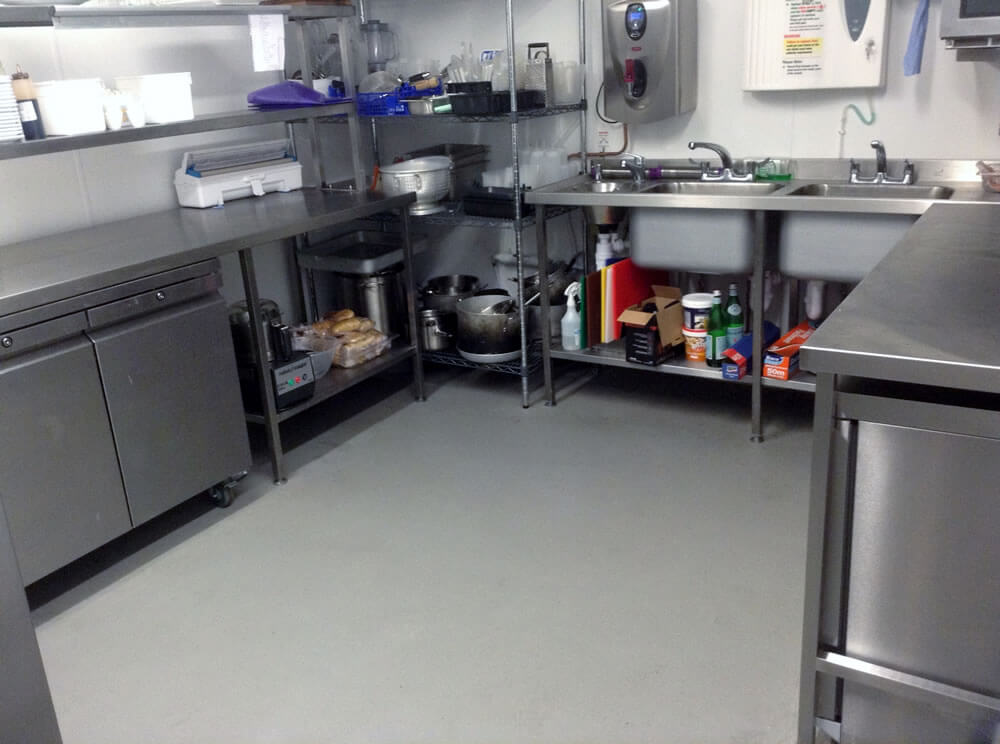 Commercial kitchen flooring meadee commercial flooring for Kitchen flooring ideas uk