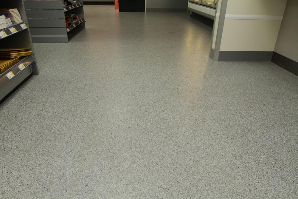Retail Shop Flooring
