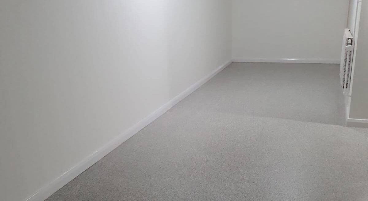 Flowfast Terroso Floor Completed
