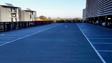 Addenbrooke's Hospital Car Park Re-surfacing