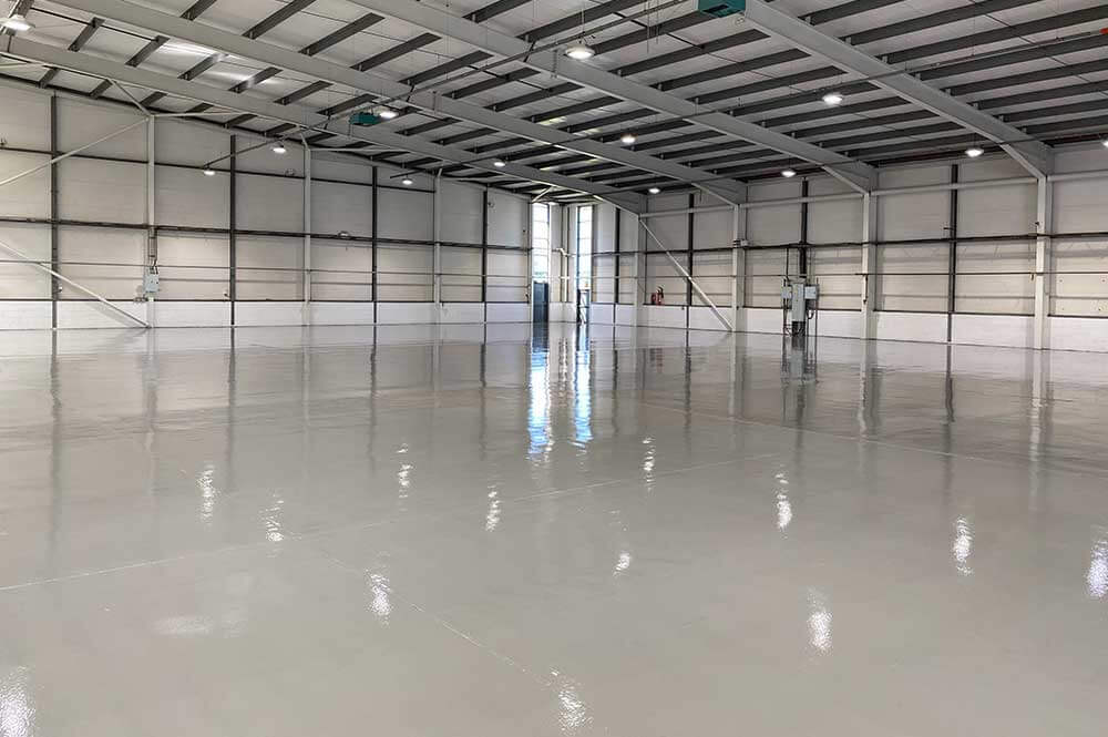 Resin Floor Anglesey