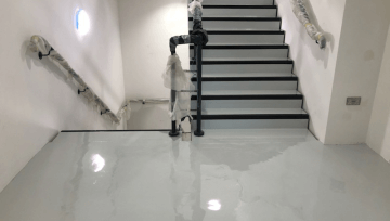 Flooring for walkways and staircases