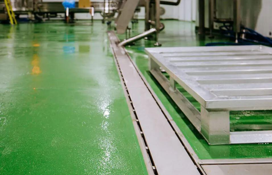 New Factory Floor for Welsh Lady Preserves