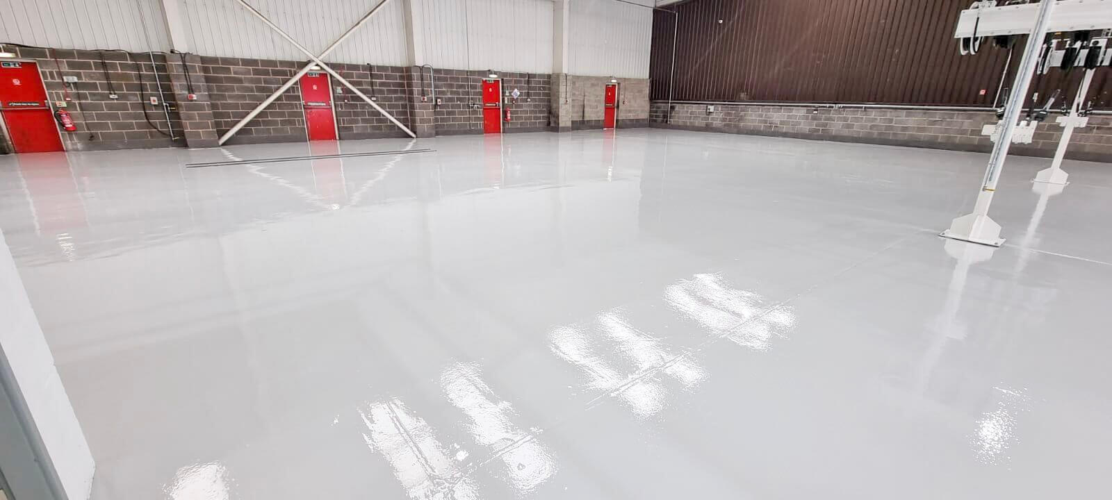 Commercial Vehicle Flooring